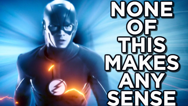 "Barry Allen ""None of this makes any sense"""