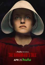 The Handmaid's Tale poster from Hulu