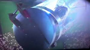 From Batman Forever, when Chase and Robin get stuck in the tubes and Batman has to choose who to save.