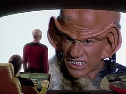 Ferengi on the veiwing screen