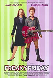 freaky friday movie posted