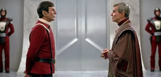 Spock and Sarek