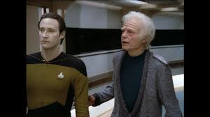 Old, old, old man McCoy and Data