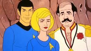 Spock, Chapel, and Mudd