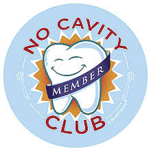 No cavity club member!