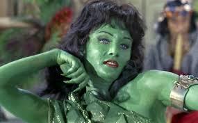 Susan Oliver as Vina