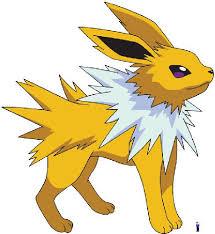 Jolteon the Pokemon