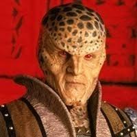 Andreas Katsulas as G'Kar from Babylon 5