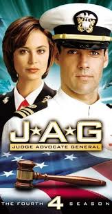 JAG poster for the TV show