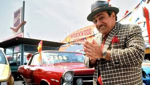 Danny Devito as a car salseman, from Matilda