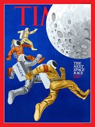 A TIME magazine cover from July 2019