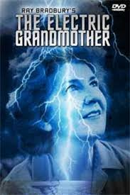 """The cover of """"the electric grandmother"""" DVD case"""