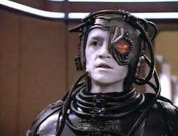 Third of Five, or Hugh, the Borg