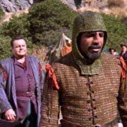 Nikolai and Worf undercover