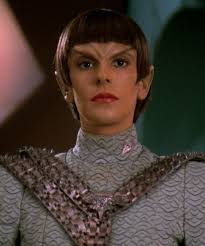 Troi as a Romulan Major