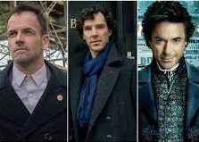 actors from Elementray, Sherlock (BBC), and the two SH movies with RDJr.