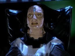 The Cardassian judge, Archon Makbar