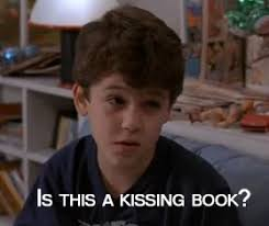 """Is this a kissing book?"" from THE PRINCESS BRIDE"
