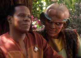 Sisko and Quark in nature