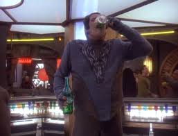 Maihar'du takes a drink