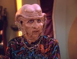 Ishka, Quark and Rom's mother