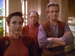 Kira, Lenaris, and Shakaar