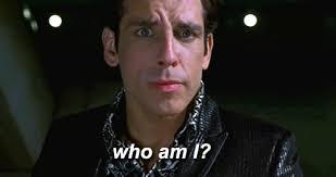 """Zoolander - """"who am I?"""""""