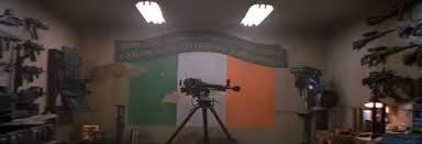 Boondock Saints weapons room