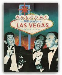 Welcome to Las Vegas with the Rat Pack