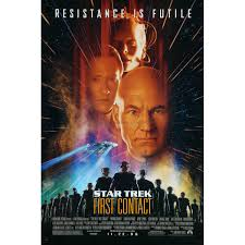 ST First Contact poster