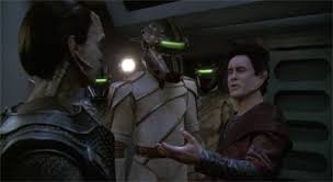Damar, Thot Gor, and Weyoun