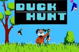 Duck Hunt video game screen