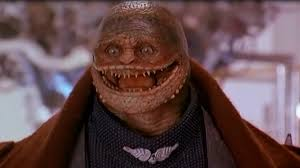 Goomba from SUPER MARIO BROS movie