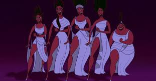 The Muses from Hercules (1997)