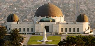 Griffith Observatory in L.A., CA