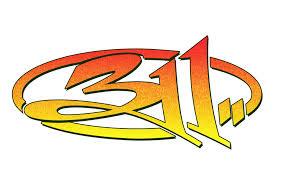 311 band logo