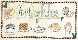 feast of the seven fishes diagram
