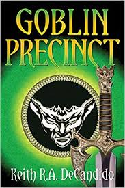 Goblin Precinct cover