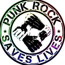 punk rock saves lives