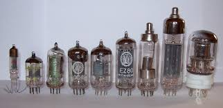 Vacuum tubes throughout the ages