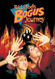 Bill & Ted;s Bogus Journey movie poster