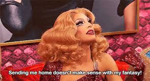 """Valentina from RPDR: """"sending me home doesn't make sense with my fantasy"""""""