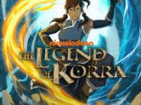 The Legend of Korra dvd cover