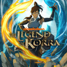 The Legend of Korra dvd cover