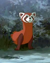 Pabu the fire ferret