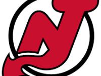 The NJ Devils hockey team logo