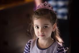 cassie lang in her princess tiara