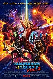Volume 2 movie poster